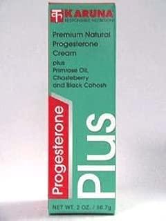 Karuna - Progesterone Plus Cream 2 oz by Unknown