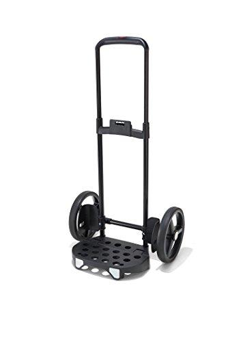 Reisenthel citycruiser Rack Einkaufstasche, Aluminium, schwarz, One Size