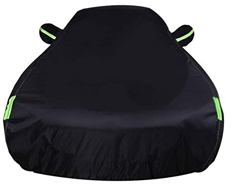 HGE For Aston Martin Vanquish Autoabdeckung al aire libre Auto atmungsaktiv Vollautoabdeckung wasser
