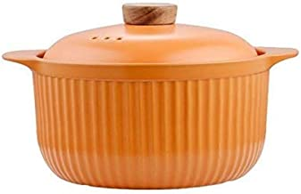 Soup pan Crock pan Casserole Ceramic Soup pan High Temperature Cooking Pan Pans for The Kitchen