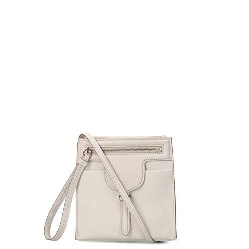 Tod's Luxury Fashion Damen XAWANSE7000HWKB015 Weiss Leder Schultertasche | Herbst Winter 19