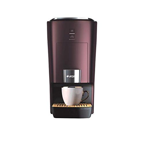 Arçelik, Capsule Turkish Coffee Machine, Coffee Maker, Greek Coffee, Capsule Coffee Machine, Capsule Coffee Maker,Luxury, Elegant Design, New Look, 220 V (+120 V converter to work on US outlets)