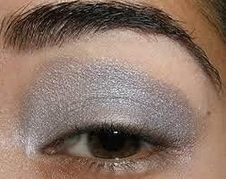3 Gram Loose Eyeshadow Pigment Eye Lid Powder Metallic Color Light Silver Grey Ring Shimmer