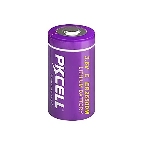 Batteria al litio PKCELL 26500M da 3,6 V C Li-SOCl2