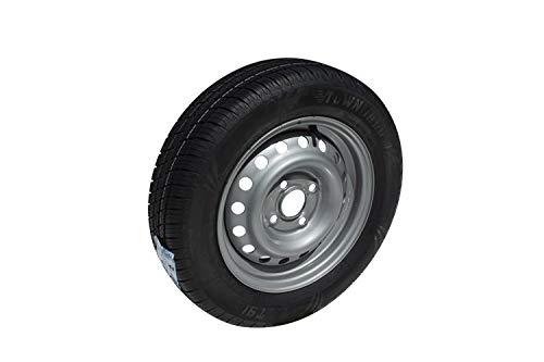 Rueda Completa 155/70 R13 para remolques de Carga 4X100 neumático Townhall
