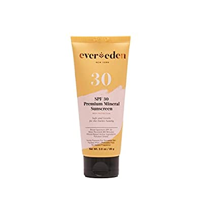 Evereden Mineral Sunscreen Baby