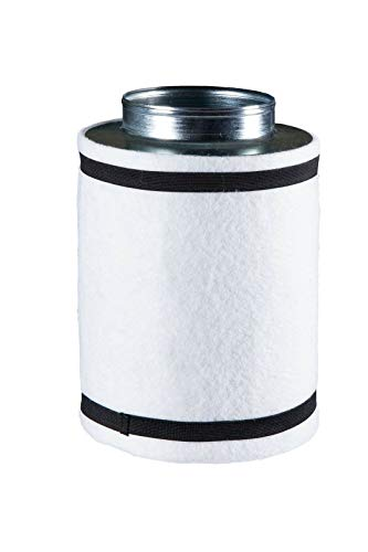Great Deal! Carbon Charcoal Air Filter Virgin Scrubber for Odor Control Carbon Filter Enviromental C...