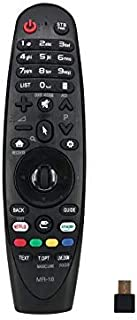 MR-18 Replacement Universal Magic Remote control for LG smart TV without Voice Function ASIN: B07MXTCHKR