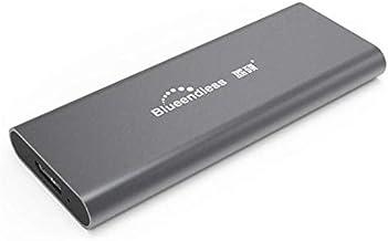 Raitron Blueedless M280A M.2 NGFF SSD HDD behuizing 5 Gbps USB 3.0 Solid State Drive behuizing behuizing behuizing behuizi...