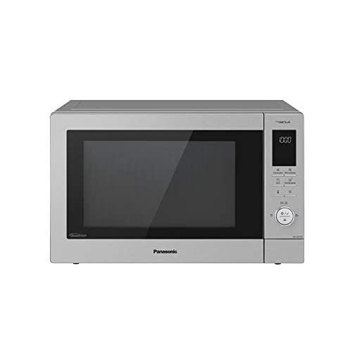 31AkHM1uXbL. SS500  - Panasonic NN-CD87KSBPQ Inverter Combination Microwave Oven with Turntable, 34 Litres, Silver