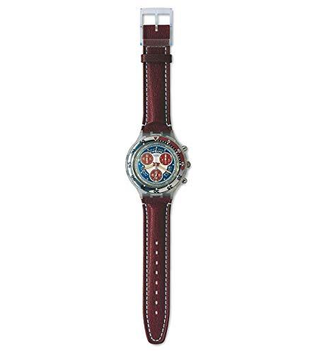 1996Swatch reloj aquachrono el Leon sbn106