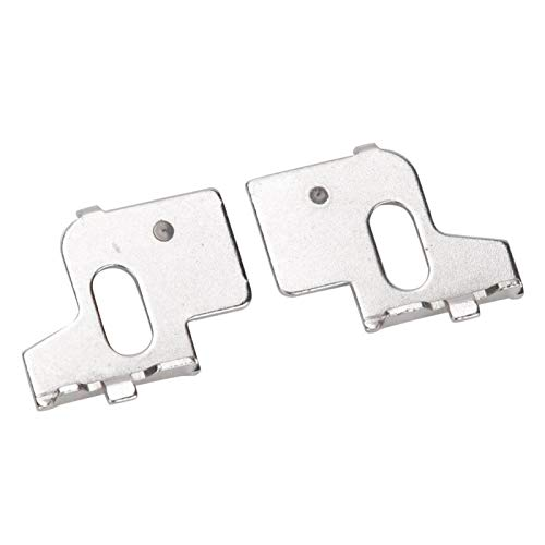 【𝐕𝐞𝐧𝐭𝐚 𝐑𝐞𝐠𝐚𝐥𝐨 𝐏𝐫𝐢𝐦𝐚𝒗𝐞𝐫𝐚】Ajuste para conector de máquina de tejer Bro, 1 par de placas de conexión de metal, para máquina de coser industrial KH260 Máquina de tejer
