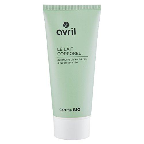 Avril Lait Corporel Certifié Bio 200 ml