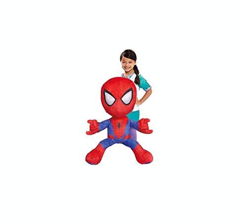 Marvel Spiderman Mega XXXXL Plüsch Plush Soft Toy Marionetas de Peluche 98 cm Hoch