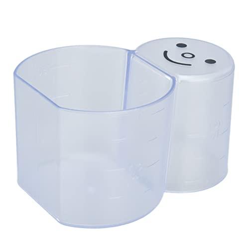 Tazas Medidoras, Juego de Tazas Medidoras de Plástico 6 Piezas para el Hogar para Arroz