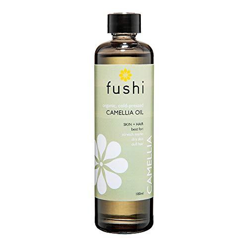 Fushi Aceite orgánico de camelia japonesa 100 ml extra virgen, biodinámico cosechado a presión fría