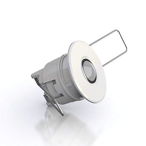 Design-Präsenzmelder occy® smarthome (24V) - für Loxone, Homematic, Comexio, WAGO, etc.