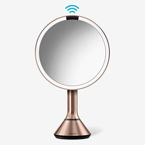 Simplehuman 8'' Round Sensor Makeup Mirror