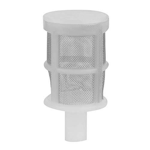 Filtro de Bomba de Agua de Acuario, Herramienta de Limpieza de Acuario de Malla de Limpieza de Acuario de 10 Piezas para Animales acuáticos Peces Plantas acuáticas(7mm)