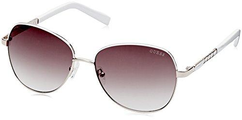 Guess Gf0256-32F60 Gafas de sol, Dorado, 60 para Mujer
