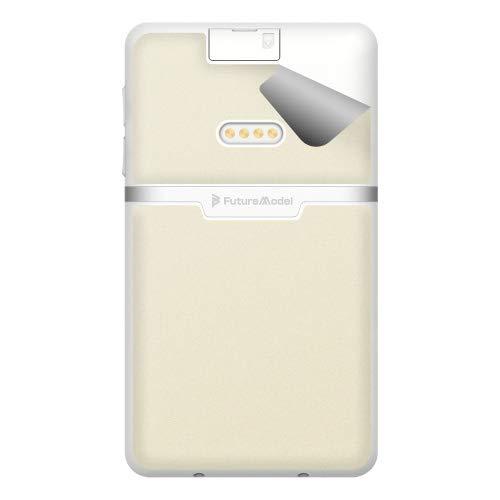 スキンシール NichePhone-S 4G 【サテン・パールホワイト】