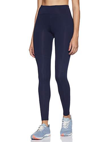 PUMA Always On Solid 7/8 Tight Mallas Deporte, Mujer, Azul (Peacoat), S
