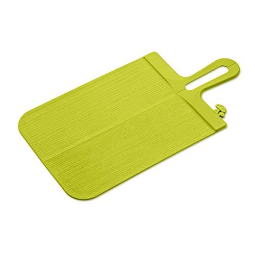 koziol Schneidebrett  Snap L,  Kunststoff, solid senfgrün, 46,4 x 24,2 x 0,8 cm