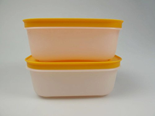 Tupperware Recipiente de congelación 450 ML Color Blanco de