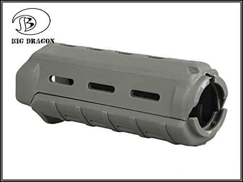 BigDragon MOE 7インチ ハンドガード MAGPUL MAP タイプ FG // CTR カービン ストック M4 Mil Spec ME マグプル BD3759FG