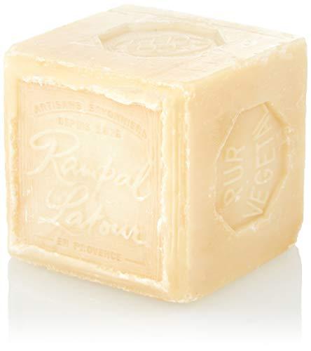 Rampal Latour Savon De Marseille Blanc 72% Cube Extra Doux Pour La Peau 600 G S600BF