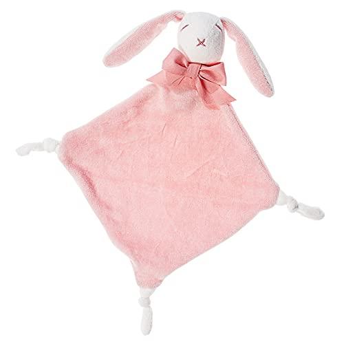Maud N Lil Doudou Animaletti Con Hangtag Coniglio Morbido Rosa - 400 g