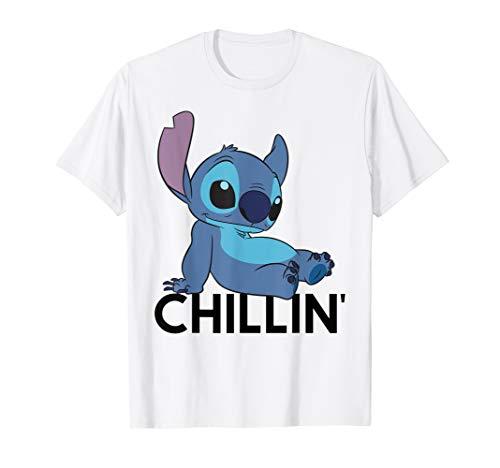 Disney Lilo and Stich Chillin T-shirt