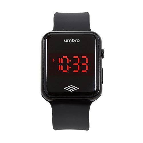 Relógio Umbro, Unissex, Fashion, Digital, Preto