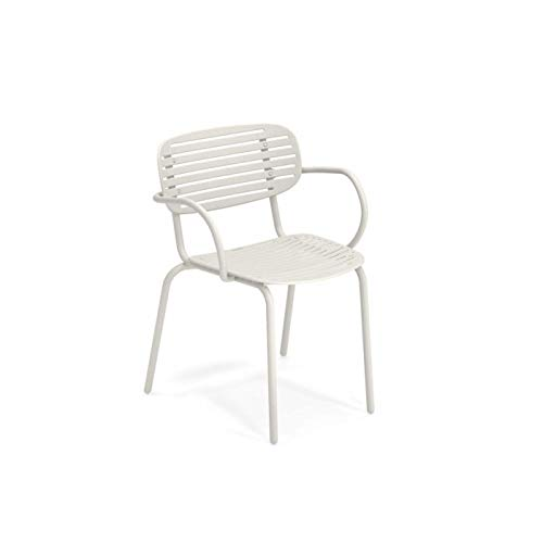 EMU Mom Armchair in Steel Colour Choice of Accessories Home Interior Decoration
