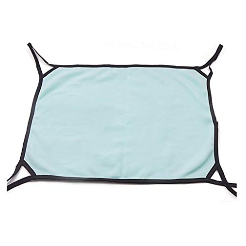 Opknoping Cat Bed Mat Soft Cat Hangmat Four Seasons Hangmat Pet kittenkooi sprei Cushion Hanging Bed Kooiaccessoires (Color : G, Size : 64 * 57cm)