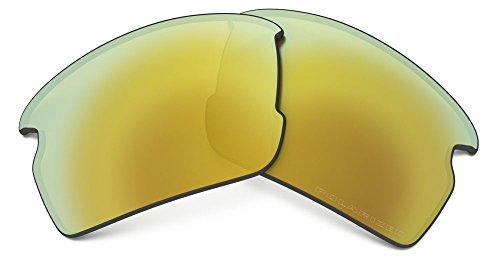 Oakley RL-Flak-2.0-26 Lentes de reemplazo para gafas de sol, Multicolor, 55 Unisex Adulto