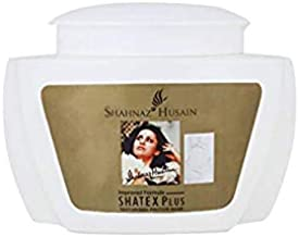 Shahnaz Husain Shatex Plus Texturising Protein Mask - 500g - via DHL Express - Delivery in 3-7 days and FREE GIFT (Pair of Multicolor Bangles)