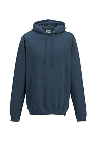 Just Hoods - Sweat-shirt à capuche - Homme - - Airforce - Large