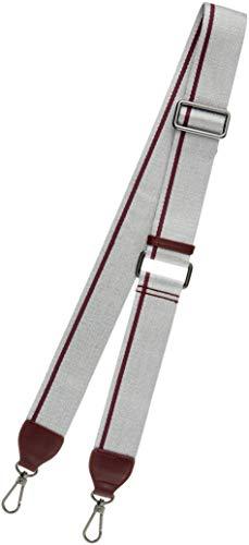 BREE Damen Ci 902, Silver/port R./g.m, S. 5cm W18 Taschenorganizer Mehrfarbig (silver/port r./g.m.)