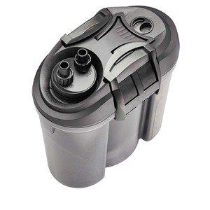 EDEN 522 Aussenfilter inkl. 300 Watt Regelheizer für Aquarien / Terrarien bis 300 Liter