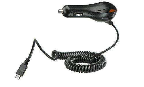 Power Car Charger for Alcatel Go Flip V, Reliance Communications Orbic Journey V