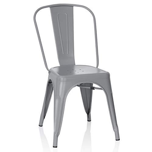 classifica sedia di metallo
