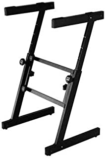 On-Stage KS7350 Pro Heavy-Duty Folding-Z Keyboard Stand