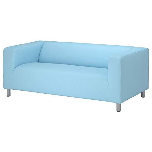 IKEA Bezug für Klippan Loveseat – Vissle Hellblau
