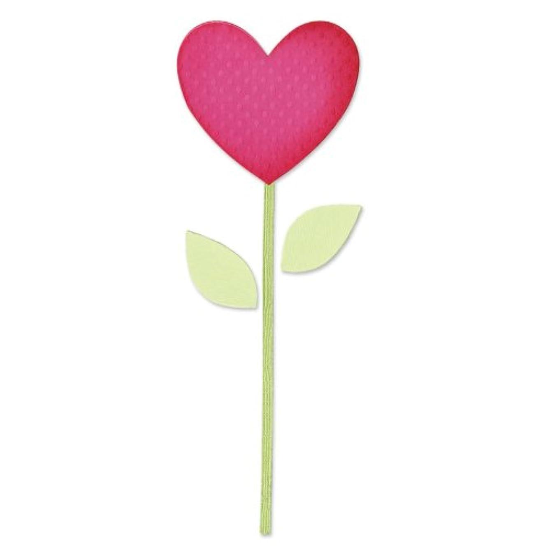 Sizzix Bigz Die Heart Stem & Leaves
