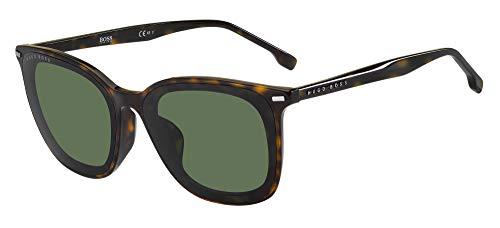 Hugo Boss Gafas de Sol BOSS 1292/F/SK Dark Havana/Green 60/15/145 hombre