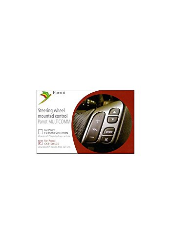 Parrot Multicomm Adapterkabel für Parrot CK3100 LCD Freisprechanlage