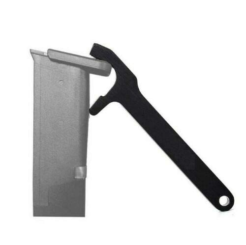 color tree Glock Accessory Kit Magazine Disassembly Wrench for Standard Glock Mag Base Plates/Floor Plates Removal Tool
