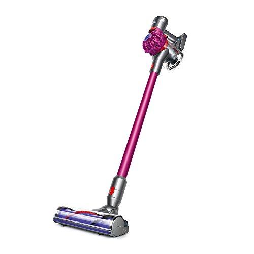 Dyson V7 Motorhead Cordless Vacuum, Fuchsia (Renewed)