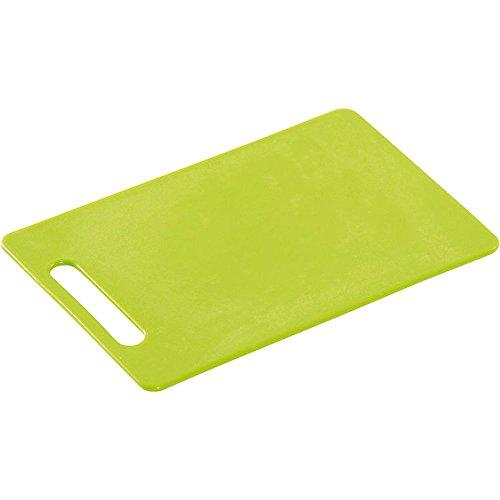 Kesper 2051602 Planche à Découper en Vert, 29 x 19,5 x 0,5 cm